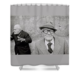 Style Of Italy Shower Curtain