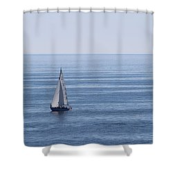 Maine Coast  Shower Curtain