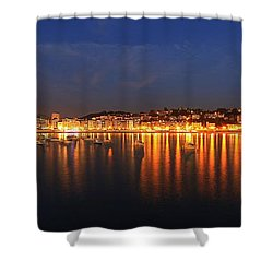 Shower Curtain featuring the photograph San Sebastian 26 by Mariusz Czajkowski