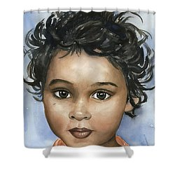 Sani Shower Curtain