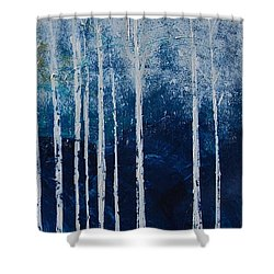 Shivver Shower Curtain