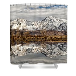 Sierra Reflections Shower Curtain