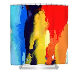So Alive 2 Shower Curtain