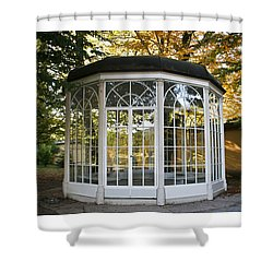 Sound Of Music Gazebo Shower Curtain