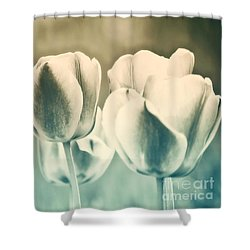 Spring Inspiration Shower Curtain by Angela Doelling AD DESIGN Photo and PhotoArt