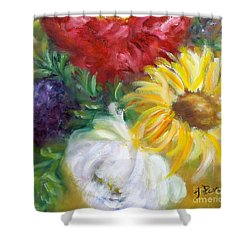 Spring Surprise Shower Curtain