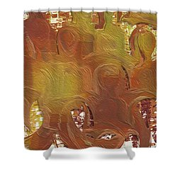 Standing Ovation 4 Shower Curtain by Jack Zulli