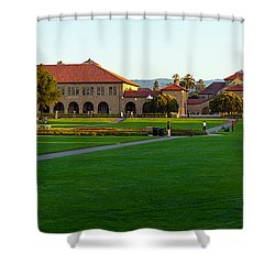 Stanford University Campus, Palo Alto Shower Curtain
