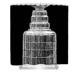 Stanley Cup 1 Shower Curtain by Andrew Fare