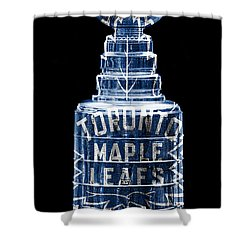 Stanley Cup 2 Shower Curtain by Andrew Fare