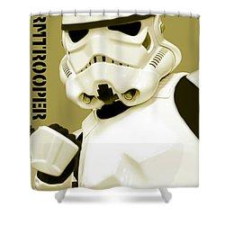 Star Wars Stormtrooper Shower Curtain