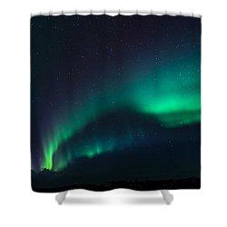 Stary Night Shower Curtain