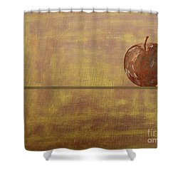 Still Life Shower Curtain by Patrick J Murphy