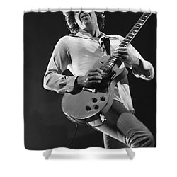 Stone Temple Pilots - Dean Deleo Shower Curtain by Concert Photos