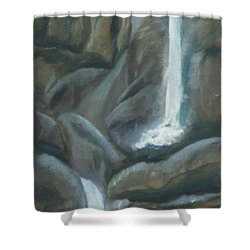 Tears Of The Moon Shower Curtain
