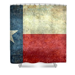 Texas The Lone Star State Shower Curtain