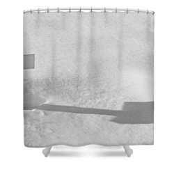 Shower Curtain featuring the photograph The Grave Of Bobby Kennedy by Cora Wandel