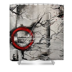 The Power From Within Shower Curtain