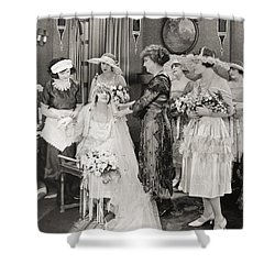 The Power Within, 1921 Shower Curtain by Granger