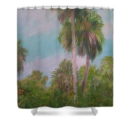 This Is Florida Shower Curtain