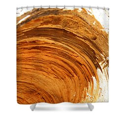 Shower Curtain featuring the photograph Unbroken by Brian Boyle