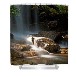 Van Dusen Waterfall II Shower Curtain