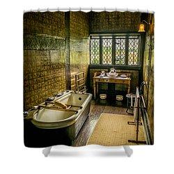 Victorian Wash Room Shower Curtain