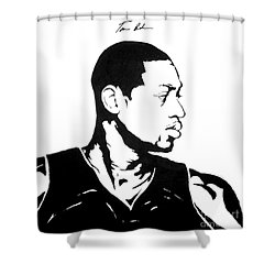 Wade Shower Curtain