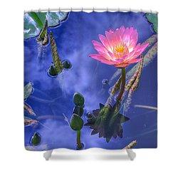 Flower 7 Shower Curtain