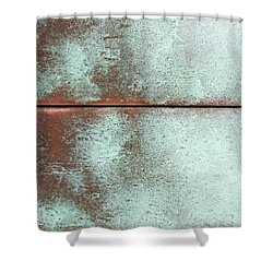 Shower Curtain featuring the photograph Well Worn by Heidi Smith
