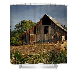 Yourn Barn Shower Curtain