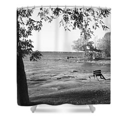 1000 Islands 1 Shower Curtain