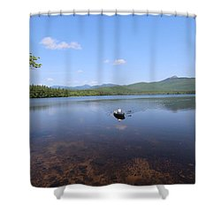 Chocorua Lake  Nh Shower Curtain