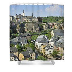 110414p202 Shower Curtain