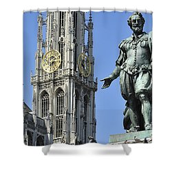 110801p238 Shower Curtain