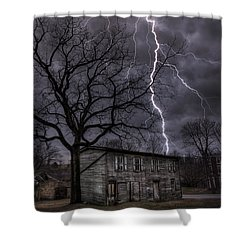 12-21-12 Shower Curtain by Lori Deiter