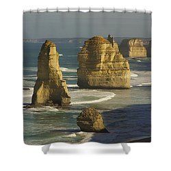 12 Apostles #4 Shower Curtain