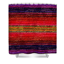 1342 Abstract Thought Shower Curtain