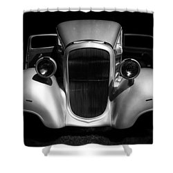 1934 Chevrolet 3 Window Coupe Shower Curtain