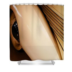 1937 Cord Winchester Shower Curtain