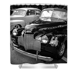 1940 Chevrolet Shower Curtain