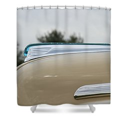 1947 Ford Shower Curtain