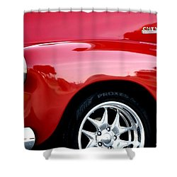 1948 Chevy Thriftmaster 3100 Shower Curtain