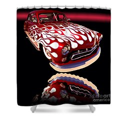 1951 Mercury Sedan Shower Curtain