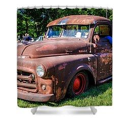 1952 Dodge Pickup Shower Curtain