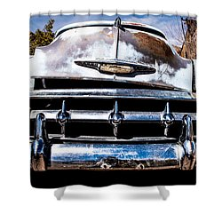 1953 Chevy Bel Air Shower Curtain