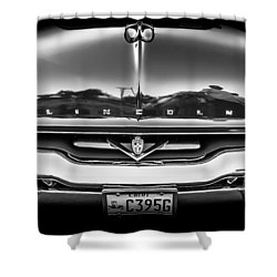 1953 Lincoln - Capri Shower Curtain