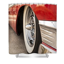 1956 Chevy Custom Shower Curtain
