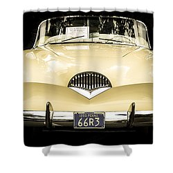 1954 Kaiser Darrin Kf-161 Roadster Shower Curtain