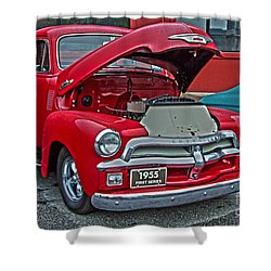 1955 First Series Shower Curtain